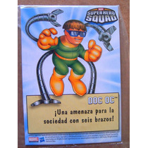 Doctor Pulpo Marvel Super Heroes Squad Tarjeta Card