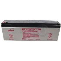 Bateria Y Cargador Carro Electrico Np2.3-12fr Genesis 12v