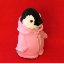 Pinguino Bebé Marca Aurora Con Chamarra (rosa O Azul)