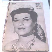 Poster De Gloria Marin