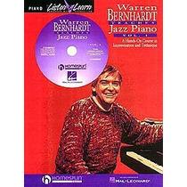Warren Bernhardt Jazz Piano Teclado Baldwin Petrof Steinway