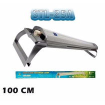 Lampara Aluminio 1mt Acuarios Plantas Acuaticas Pez Japones