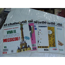 Libro Revista El Chahuistle , 6 Ejemplares