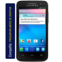 Alcatel One Touch Mpop Ot-5020a Cám 5 Mpx Wifi Radio Android