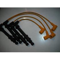 Cables Para Bujías Garlo 7 Mm; Fiat Palio 1.6l 16v 04-06