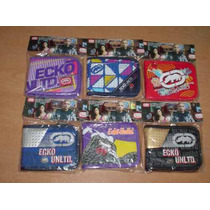 Carteras Fubu Y Ecko United Originales Menudeo Y Mayoreo