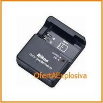 Cargador Baterias Nikon En-el9 Camara Dx3, D40, D40x, D5000