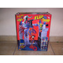 Spider-man Sneak Attack Flip N Trap Playset Toybiz 1998 +++