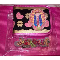 Cartera Distroller Glitter Virgencita Plis Original No Coach