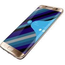 Protector Pantalla Cristal Samsung Galaxy S7 Edge Dorado