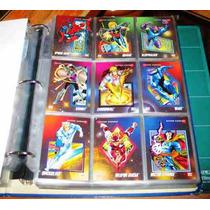 Marvel Comics 1992 Set Completo Incluye Hologramas