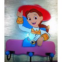 Perchero De Jessy, Princesas Flores, Toy Story, Lagunilla