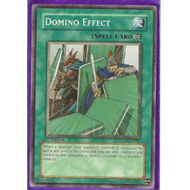 Carta Yugi Oh Domino Effect