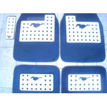Posapies Juego 4 Piezas Aluminio Con Figura S/pedal Muerto