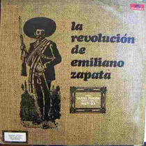 Rock Mex, La Revolucion De Emiliano Zapata, Nasty Sex Lp 12´