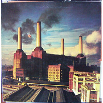Rock Inter, Pink Floyd, Animals, Lp 12´, Hecho En Italia