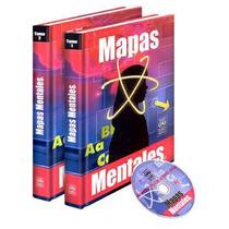 Mapas Mentales 2 Vol + Cd Rom Pc Y Mac Euromexico