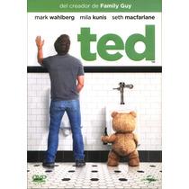 Ted ( Ted ) 2012 - Seth Macfarlane / Mark Whalberg / Mila Ku
