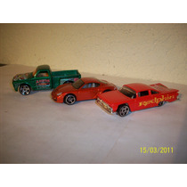 Hot Wheels Lote 3 Coches Bel Air