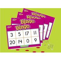 Bingo Lotería Didáctica De Sumas Marca Trend