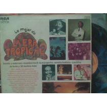 L.p.grande Album Lo Mejor De La Era Tropical