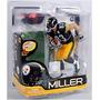Mcfarlane Nfl Heath Miller Pittsburgh Steelers Serie 27 2011