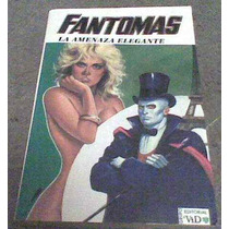 Libro Comic Fantomas Edit.vid