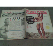 Revista Muscle Power No.8 Año 1955