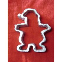 Molde Buñuelos De Viento Santa Claus (1) Con Receta Fácil