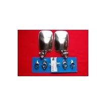 Vw Karmann Ghia Set D Eespejos Retrovisores Laterales 68-74