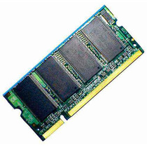 Memoria Nanya So-dimm Nt128d64s88a2gm-7k 128mb Pc2100 Ddr266