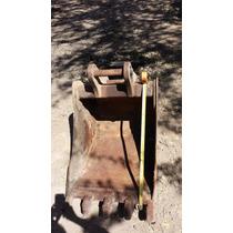 Bote Para Retro Excavadora