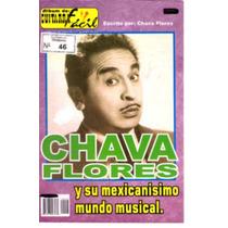 Album De Guitarra Facil No. 46 Chava Flores.