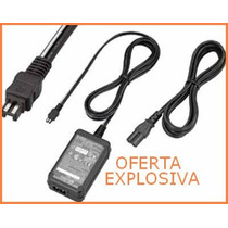 Adaptador De Corriente Ac-l200 Camara Video Sony Dcr-hc62