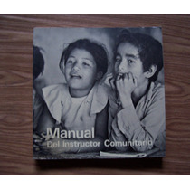 Manual Del Instructor Comunitario-ilust-nivel 1y2-ed-conafe