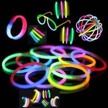 500 Pulseras Premium 12hr Cyalume Neon X $475 Y Envio Gratis