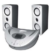 Sistema De Audio Con Disco Duro De 40 Gb Out