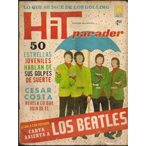 Los Beatles En Revista Mexicana Hit Parader De 1968