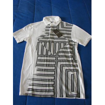 Playera Polo Armani Exchange Ax Talla Xs
