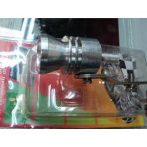 Simulador De Turbo Exterior Turbo Wishtle Aluminio Chiflido