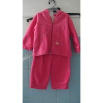 Conjunto Pants Para Niña Bebita 24 Meses Rosa Coqueto Hlw
