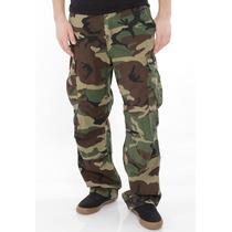 Pantalon Tactico Camuflaje Manchas Americano Us Army Origin.