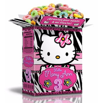 2x1 Mega Kit Imprimible Hello Kitty Zebra Powerpoint Editabl