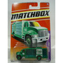 Matchbox Camion Aqua King 71/100 Metal 1/64