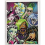 Poster Impreso En Lona Regalo Monster High Draculaura Orz
