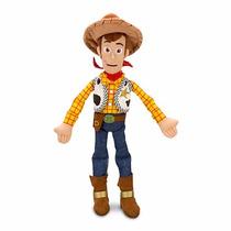 Woody Toy Story Disney Store Juguete Peluche Importado