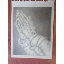 Dibujos A Lapiz De Manos De Jesus
