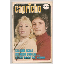 Claudia Islas Revista Fotonovela De 1977 Flr