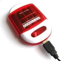 Cargador De Batería Portapow Aa + Aaa Usb Y Banco De La Ener