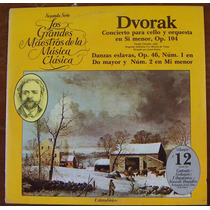 Clásica, Antonin Dvorak, Vol.12, Lp 12